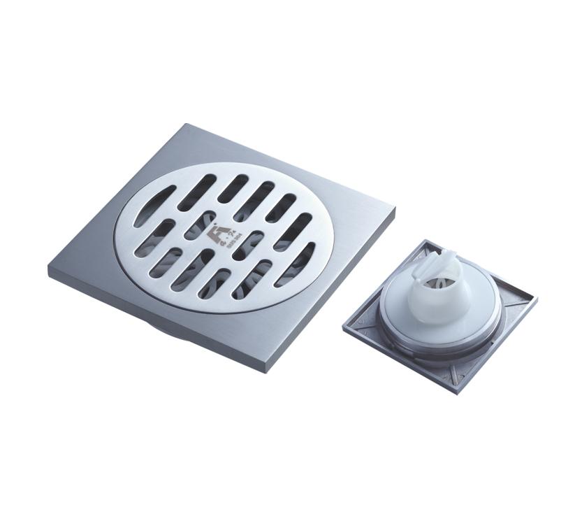 地漏是卫浴间重要的排水口