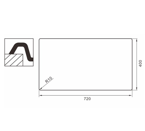 cut-out-size